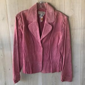 Great Condition AMI Plush Suede Jacket